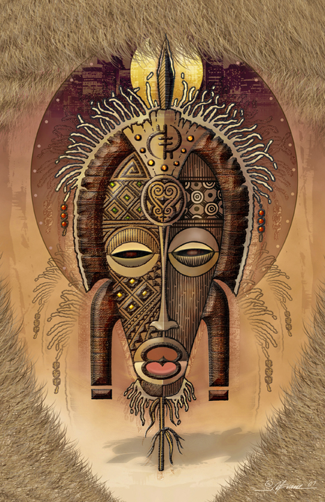 OmoArrah Mask