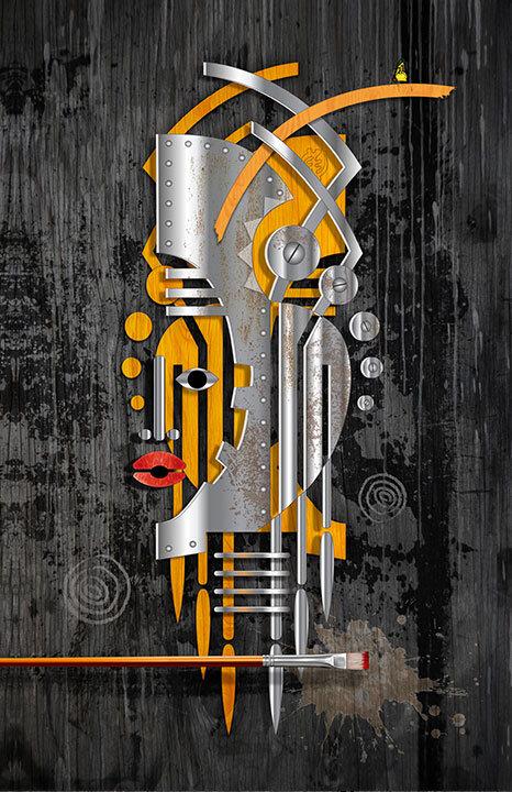 Creative Soul Warrior 1